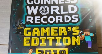 [Avis] Guinness World Records Gamer's Edition 2019