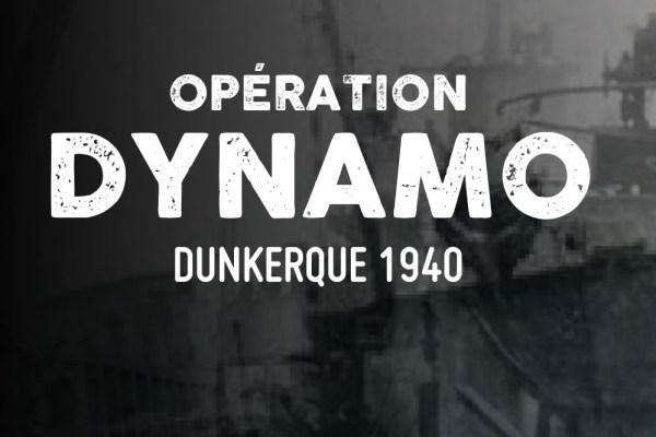 Opération Dynamo – Dunkerque 1940 l'application qui raconte l'histoire !!!