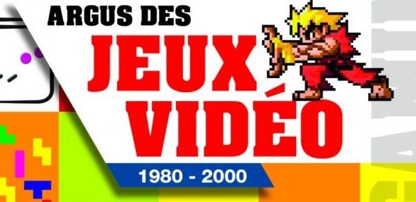 L'argus des jeux vidéo de 1980 à 2000 débarque !!!!