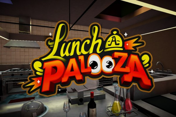 Lunch A Palooza, un Party Game que l'on va vite oublier !!!!