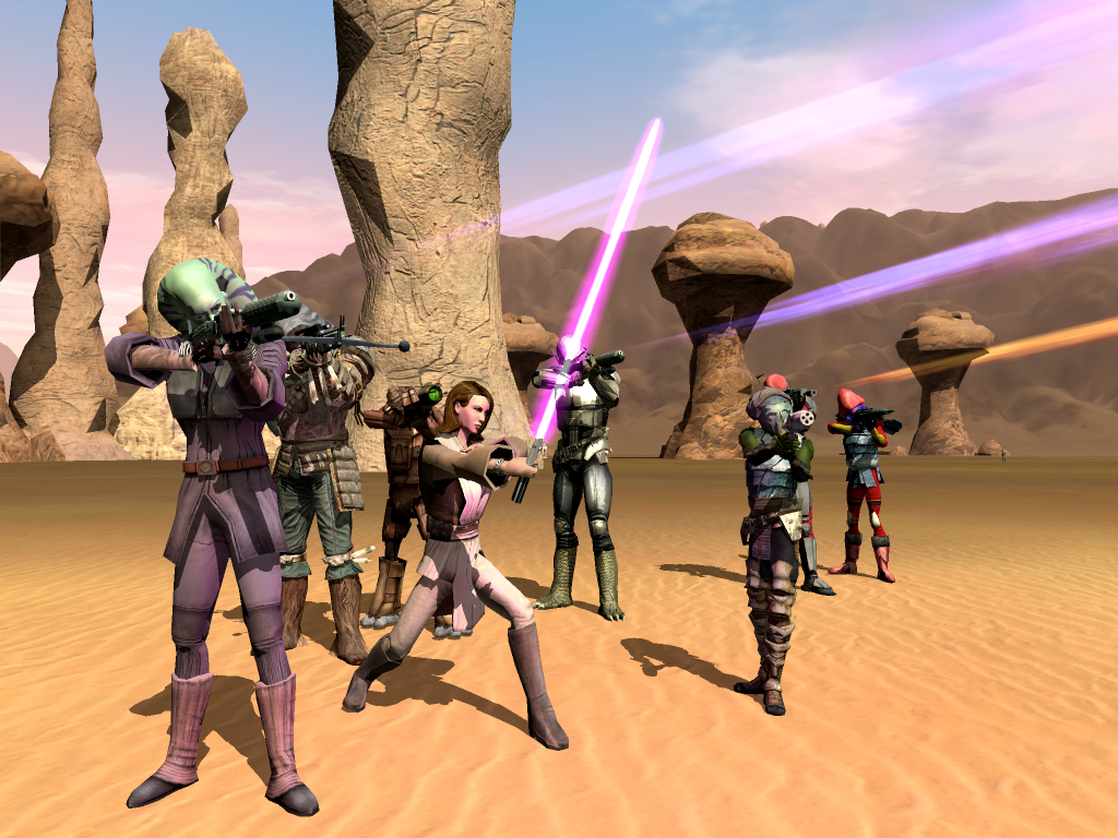 star wars galaxies chronicles gamer tribute