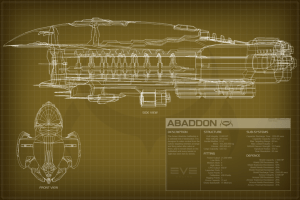 abaddon structure