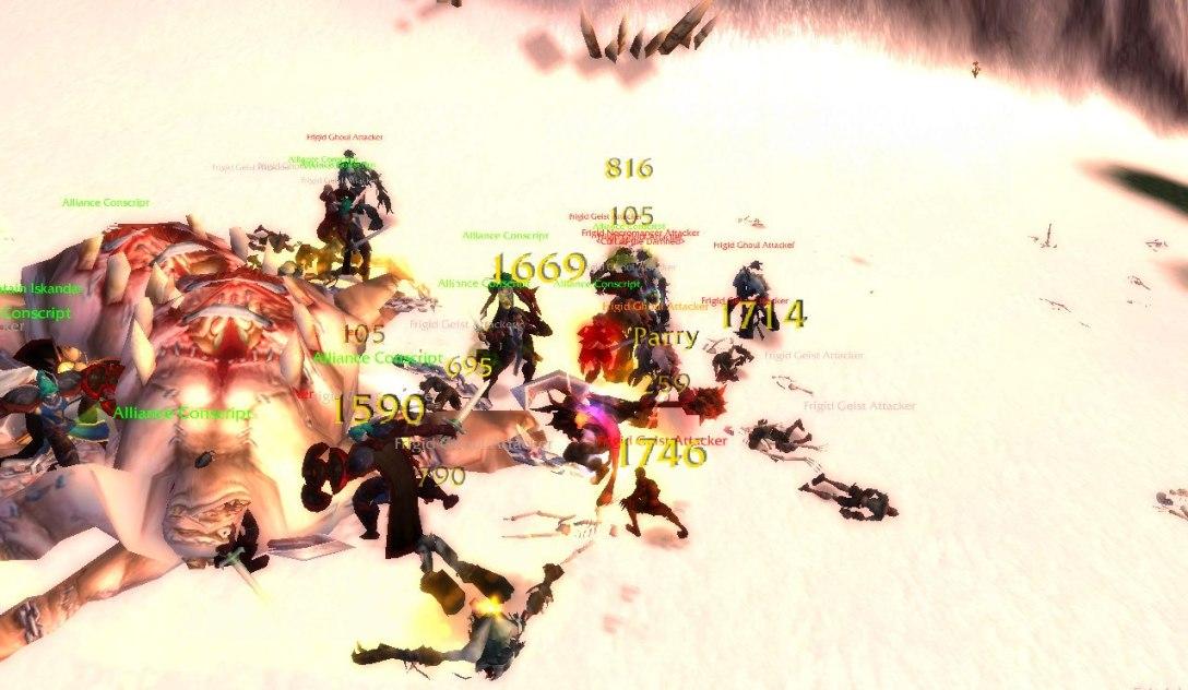 Heated Battle (14)