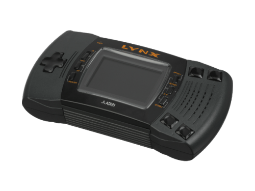 First color handheld electronic was the Atari Lynx