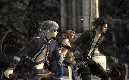 Last Story for Wii is one of the most underrated games of all time