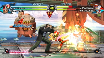 Tatsunoko vs Capcom Ultimate All-Stars Wii is one of the most underrated games of all time