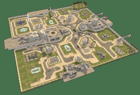 Halo 5 Map