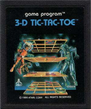Carol Shaw was the first female game developer she created 3D Tic-Tac-Toe
