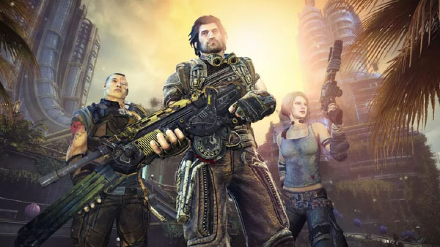 Bulletstorm full clip remake video-game. Remastered Games and Remakes for ps4.