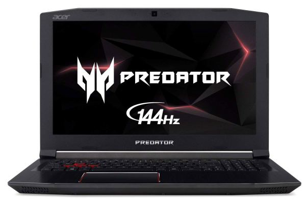 Acer predator best gaming laptop