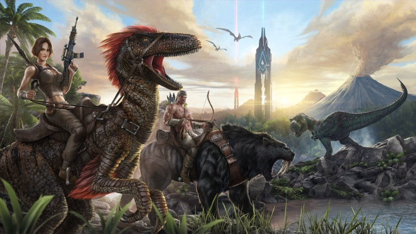 Ark video games for families