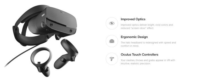 Best VR headset Oculus Rift