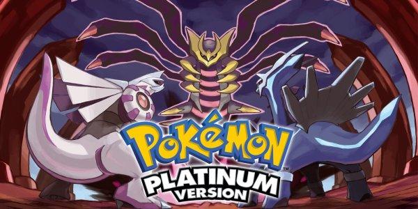 best Pokemon game Platinum
