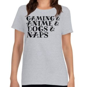 gamer girl funny tshirt