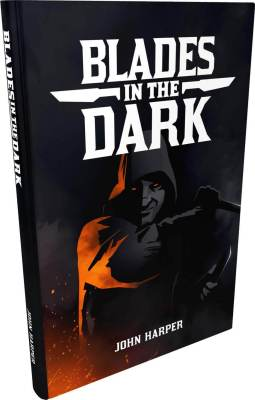 Blades in The Dark best Tabletop Roleplaying Games