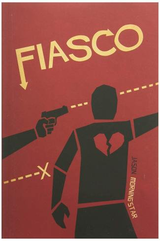 Fiasco Tabletop Role-Playing Games