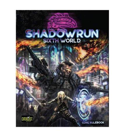 Shadowrun Tabletop RPG