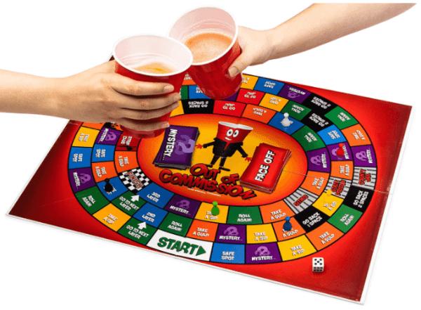 drinking board games ideas