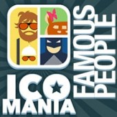 Icomania Famous People Level