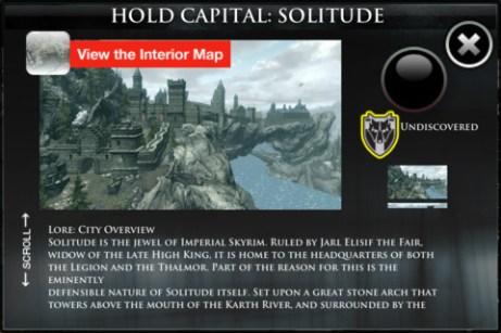 app_map_skyrim4 Skyrim : l'application Iphone