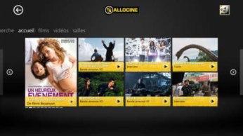 186 Allociné: Dispo sur Xbox 360