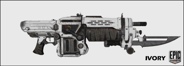 IVORY_WeaponSkin-1024x370 Gears of Wars 3: Les skins du prochain DLC