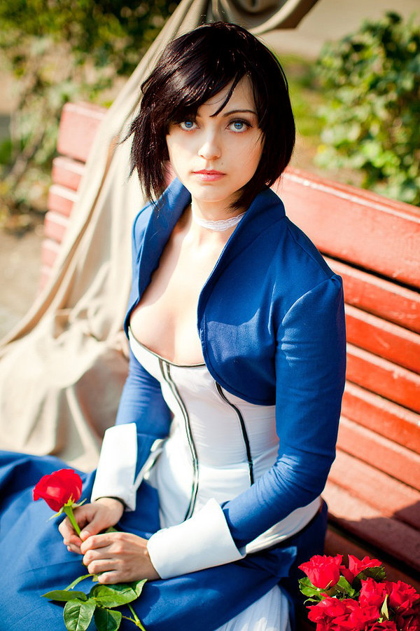 elizabeth_by_ormeli-d46ljuj Ormeli devient le visage officiel d'Elizabeth (Bioshock Infinite)