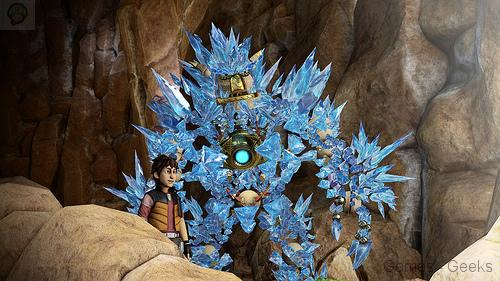 knack-03 [PS4] Knack: Quelques infos
