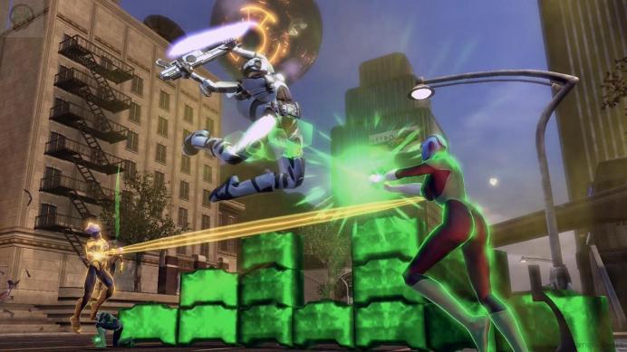 """dc_scr_DLC9_AltMetro_005 DC Universe Online : le 9ème DLC """"War of the Light"""