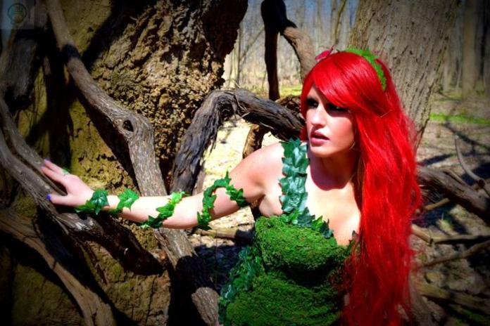 poison_ivy_cosplay_03 Cosplay : Poison Ivy #3