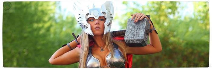 Vamers-Geekosphere-Thorsday-Toni-Darling-Gender-Bends-Thorsday-Banner Cosplay - Lady Thor #25