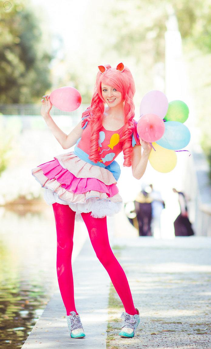 pinkie_pie___by_ainlina-d5edlq3 Cosplay: Interview de Ainlina #6