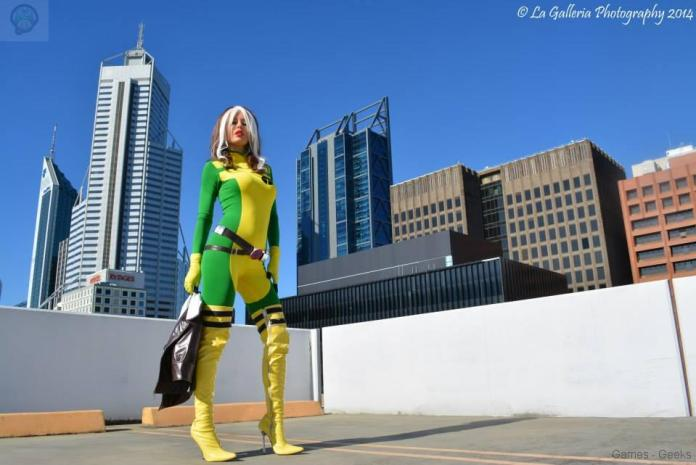 games-geeks-Lady-Jaded-Rogue-In-The-City10313140_594675793983315_8598536991928443598_n Cosplay - XMen - Rogue #32