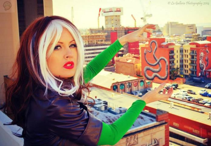 games-geeks-Lady-Jaded-Rogue-In-The-City10343671_594675337316694_5455548048920213704_n Cosplay - XMen - Rogue #32