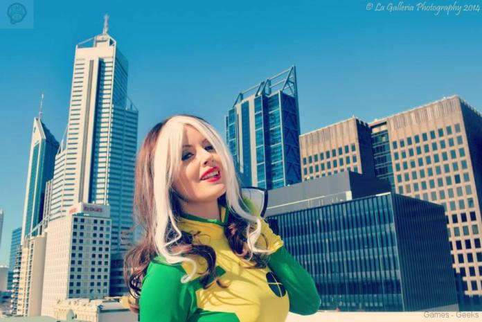 games-geeks-Lady-Jaded-Rogue-In-The-City10350407_594675823983312_3317641996316328049_n Cosplay - XMen - Rogue #32