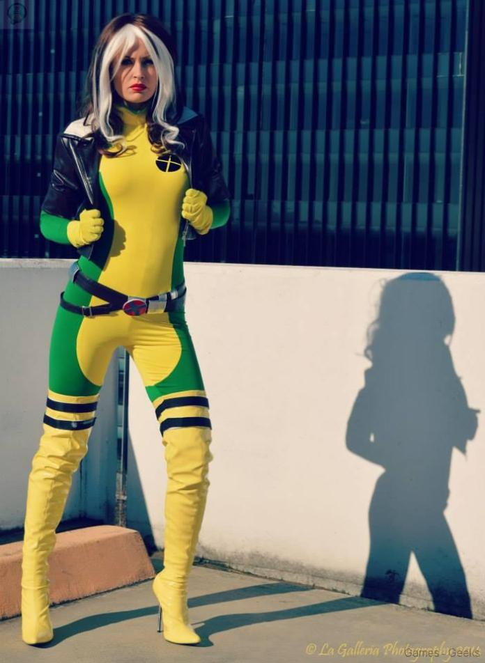games-geeks-Lady-Jaded-Rogue-In-The-City10357173_594674987316729_3720259971268323103_n Cosplay - XMen - Rogue #32