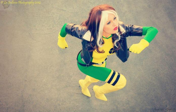 games-geeks-Lady-Jaded-Rogue-In-The-City10452321_594675400650021_8859349645641239778_n Cosplay - XMen - Rogue #32