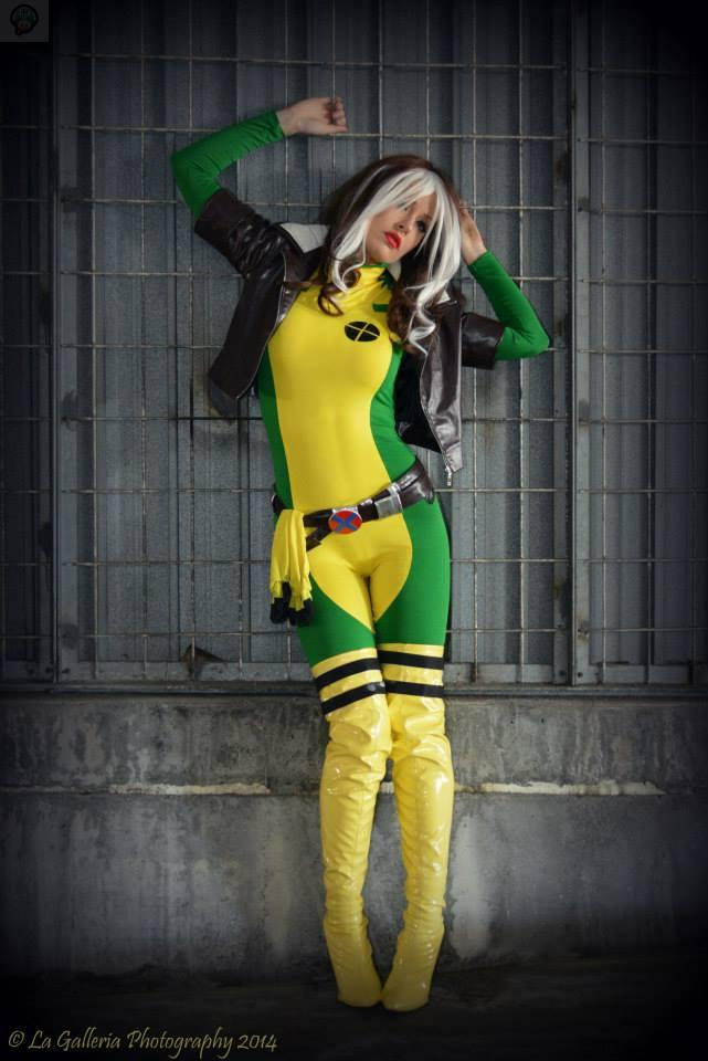games-geeks-Lady-Jaded-Rogue-In-The-City1520617_594675550650006_3025333769638840624_n Cosplay - XMen - Rogue #32