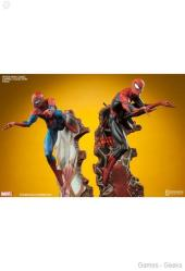 marvel-spider-man-classic-polystone-statue-11 Figurine : SpiderMan