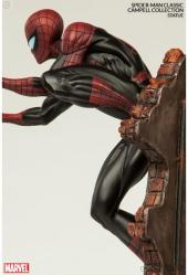marvel-spider-man-classic-polystone-statue-9 Figurine : SpiderMan