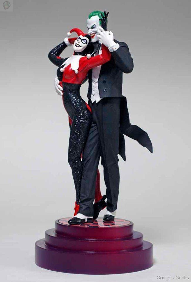 statuette-joker-harley-quinn-04 Figurine : Le Joker et Harley