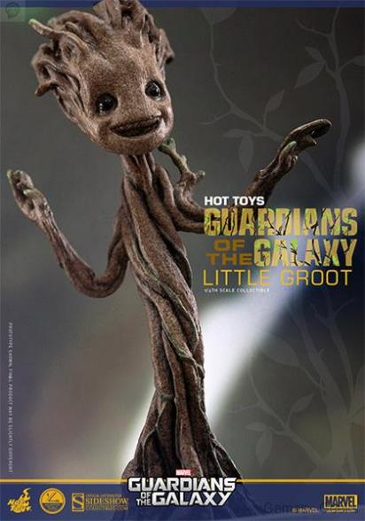 902300_press03 Figurine - Baby Groot - Gardiens de la galaxie