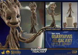 902300_press07 Figurine - Baby Groot - Gardiens de la galaxie