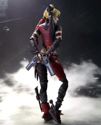 Injustice-Gods-Among-Us-Harley-Quinn-Figuarts-Action-Figure-Back Injustice Gods Among Us Harley Quinn SH Figuarts Action Figure