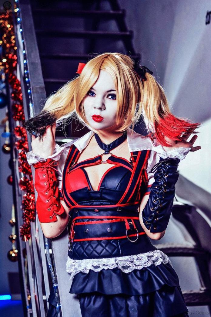 harley_quinn_by_13_melissa_salvatore-d8enn7n-1 Cosplay - Harley Quinn #42
