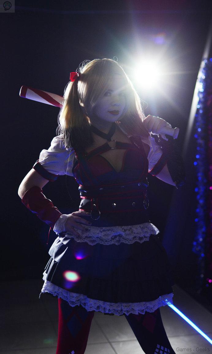 harley_quinn_by_13_melissa_salvatore-d8enn9h Cosplay - Harley Quinn #42
