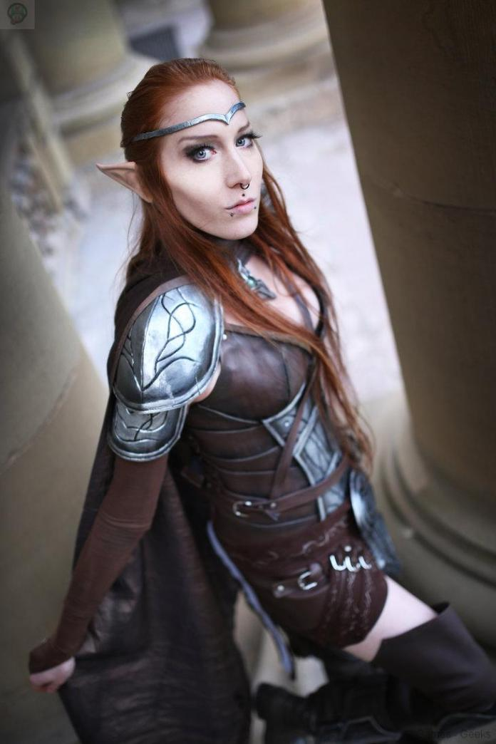 the_elder_scrolls_online_cosplay_by_emilyrosa-d7b0vqz Cosplay - The Elder Scrolls #46