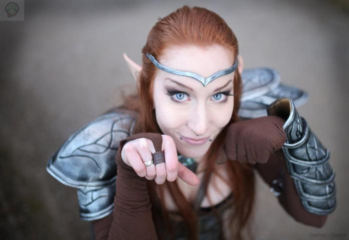 the_elder_scrolls_online_sweet_elven_cosplay_by_emilyrosa-d7b0vj7 Cosplay - The Elder Scrolls #46