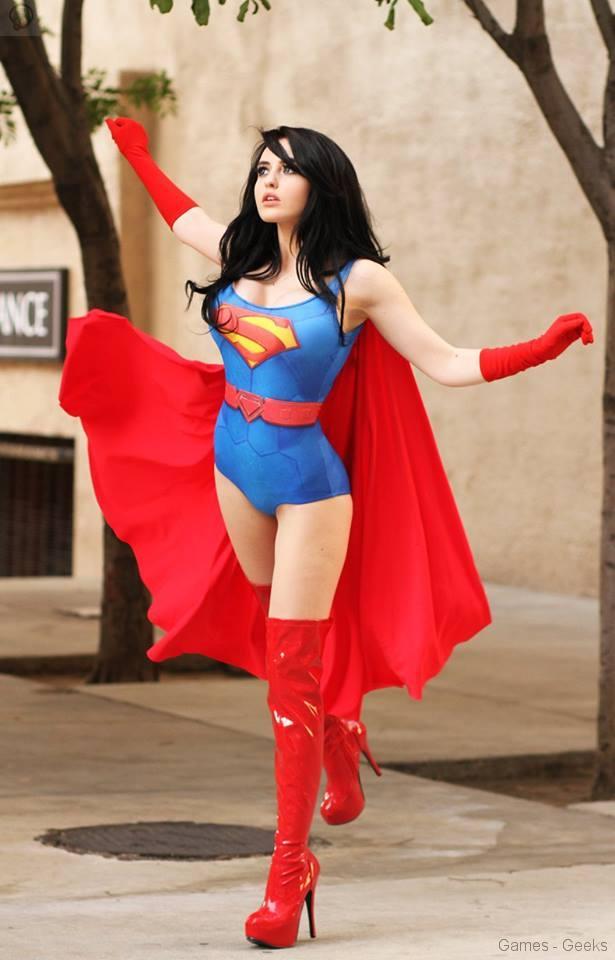 clark_kent_genderbend_by_supermaryface-d8iusxg-1 Cosplay - SuperGirl #56