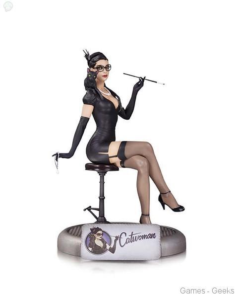 DC_Bombshells_Catwoman_55036fc5496e07.54136239 La sélection Figurine de la semaine #3